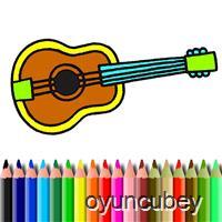 Muzik Aleti Boyama Kitabi Oyunu Bedava Platform Oyunlari Oyna