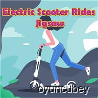Electric Scooter Rides Yapboz