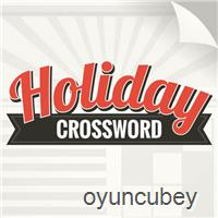 Tatil Crossword