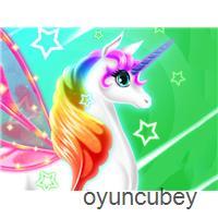 mein kleines pony einhorn verkleiden sich spiel   kostenlose spiele anzieh spiele