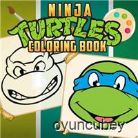 Ninja Kaplumbagalar Boyama Kitabi Oyunu Bedava Yap Boz Oyunlari Oyna