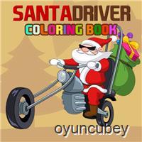 Noel Baba Surucu Boyama Kitabi Oyunu Bedava Yap Boz Oyunlari Oyna