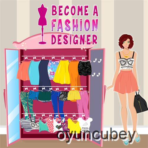 Become A Fashion Designer Game Play Free Games For Girls