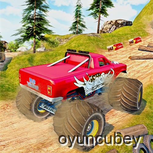 Monster Truck Spiel
