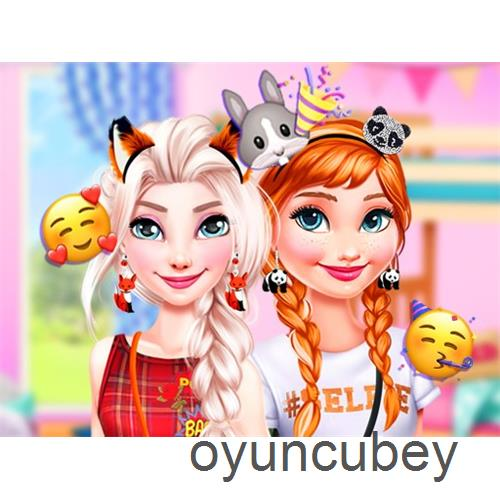 Prinzessin Party Spiele