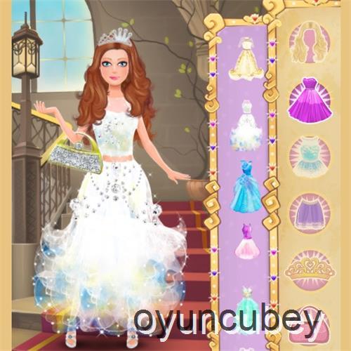 Prinzessin Anziehen Spiele Kostenlos