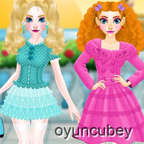 Prinzessinnen Anzieh Spiele