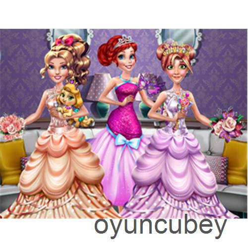 Prinzessinnen Spiele Online
